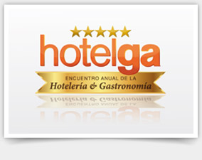 Isologotipo Hotelga