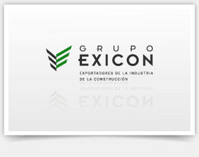 Isologotipo Grupo EXICON