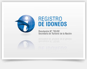 Isologotipo Registro de Idóneos